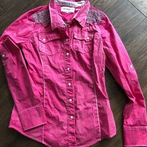 Authentic Western shirt